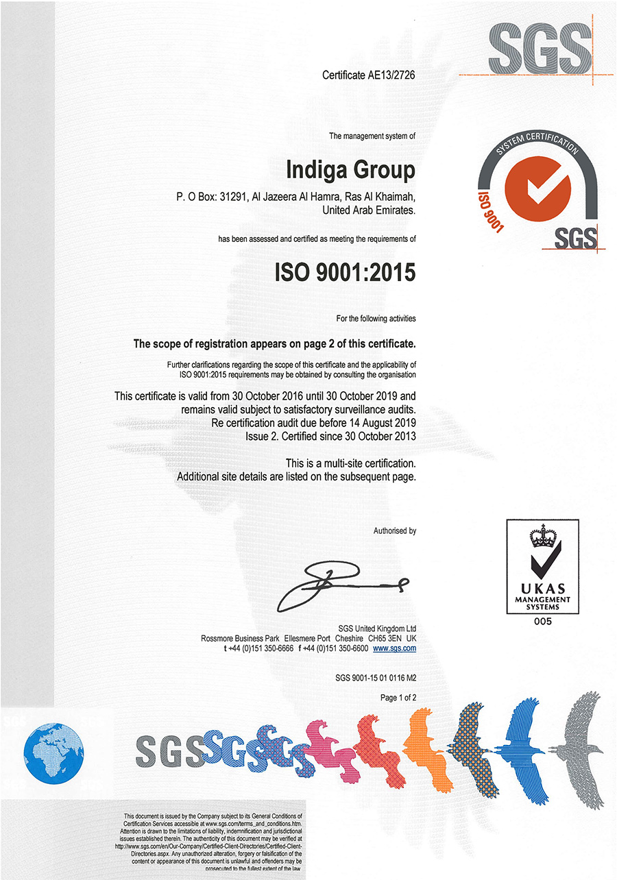 ISO 9001:2015 - (1)